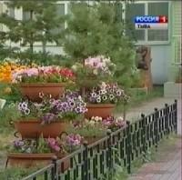 Конкурс «Кызыл – территория чистоты и порядка» выходит на фи-нишную прямую