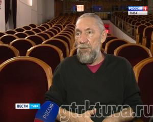 Барабанщик Евгений Ткачев отмечает 60-летие на сцене гос-филармонии