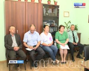 День открытых дверей  в УК Кызыла.